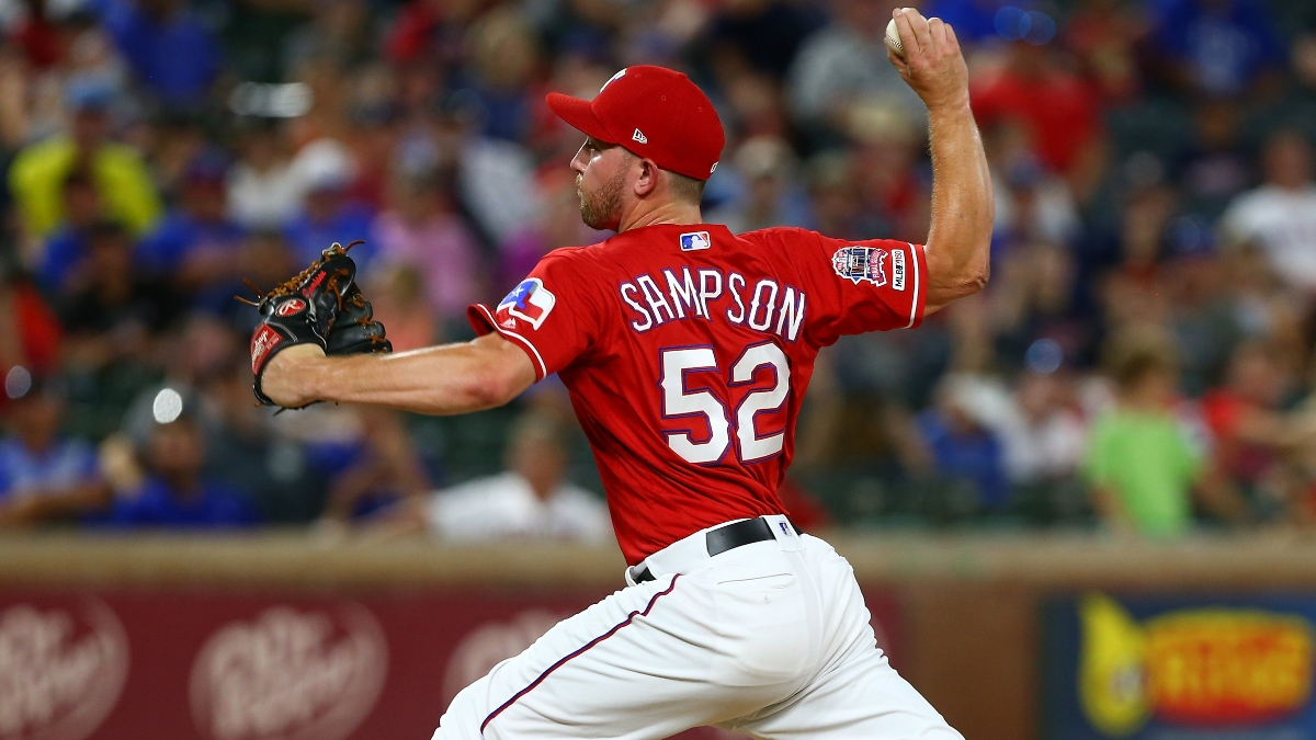 KBO Picks, Predictions, Betting Odds & Model (Thursday, May 28): Will Adrian Sampson Bring a Giant Presence to Lotte's Rotation? article feature image