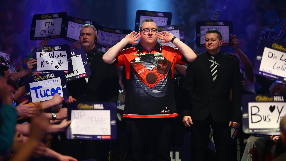 PDC Home Tour Darts Betting Odds, Preview and Picks for Day 18 (Monday, May 4) article feature image