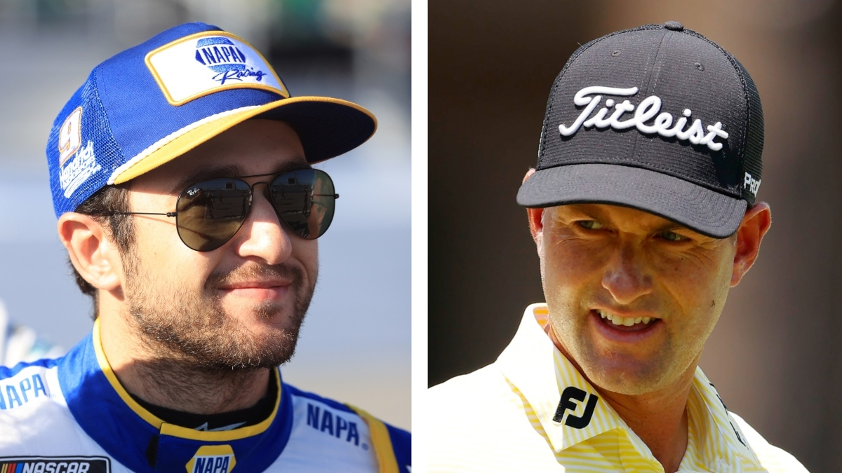 Novice Bettor Has $318K Riding on Chase Elliott/Webb Simpson Parlay article feature image