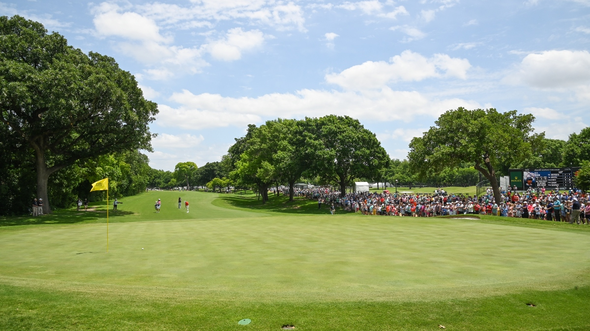 The Most Important Metrics at Colonial Country Club for the Charles Schwab Challenge article feature image