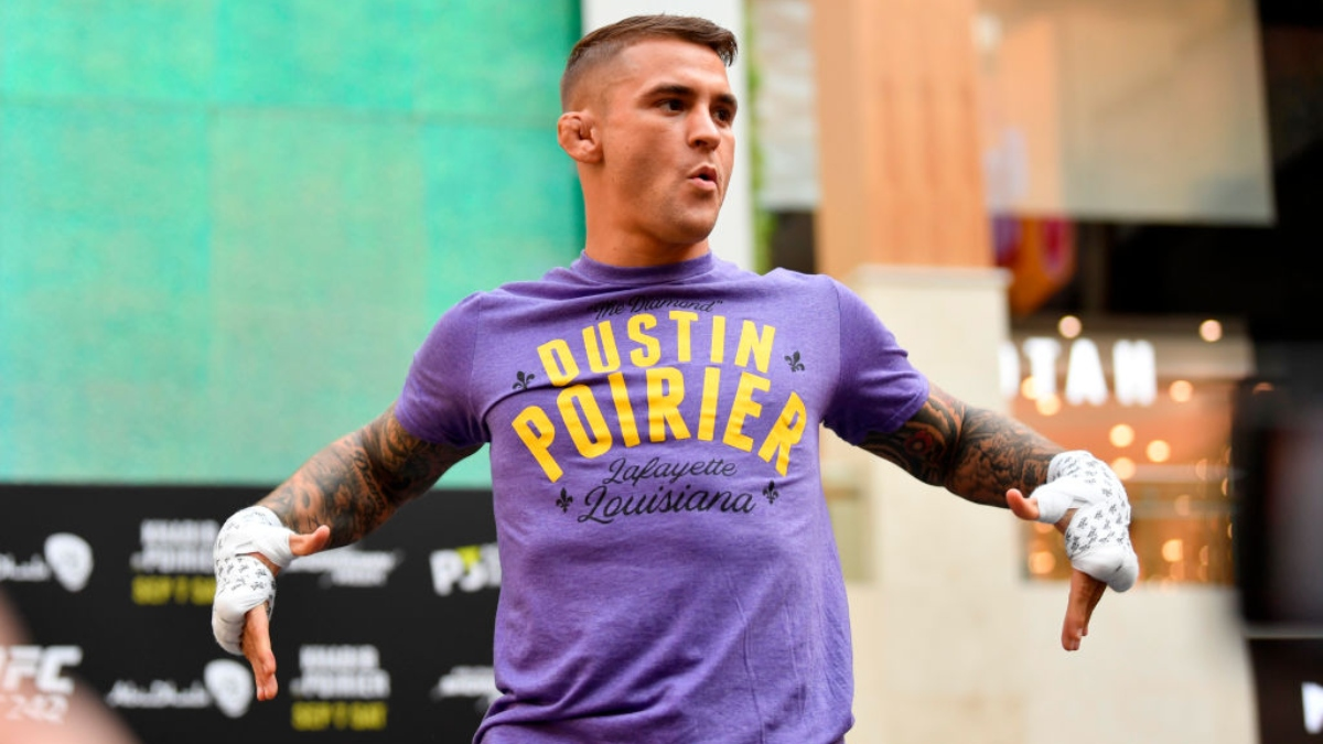 UFC Fight Night Odds Boost: Bet Dustin Poirier at +200 Odds Instead of -220 in Main Event (Saturday, June 27) article feature image