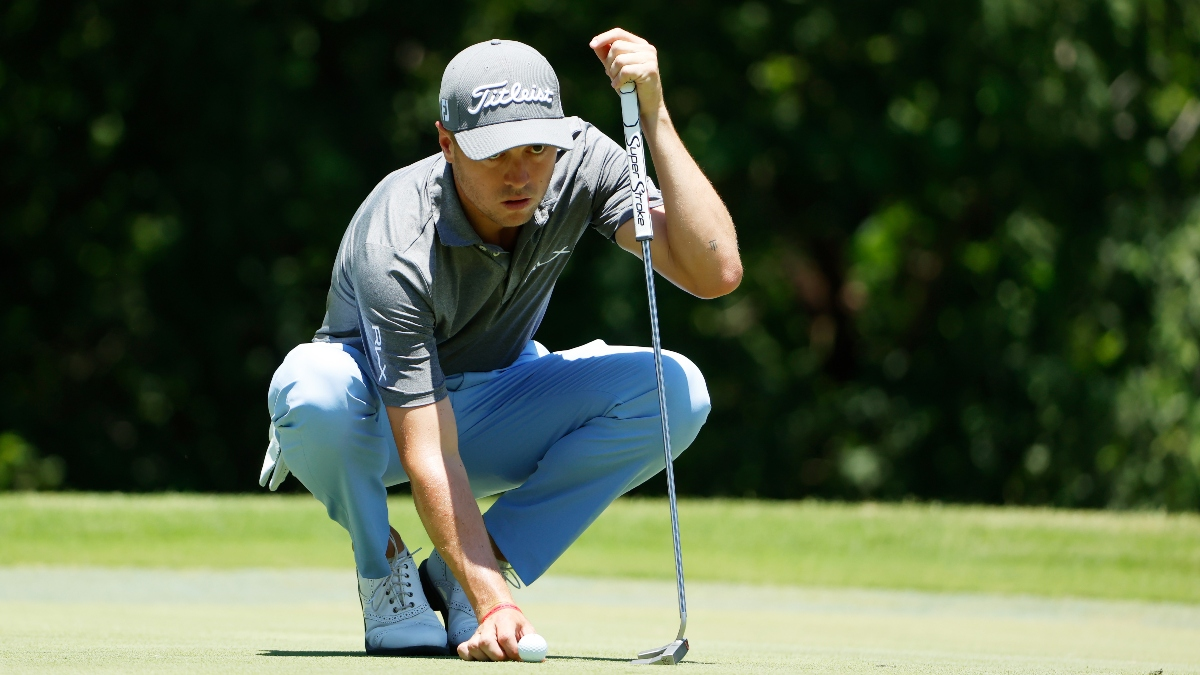 Charles Schwab Round 4 Betting Odds and Preview: Which Contenders Have the Most Value Heading into Sunday? article feature image