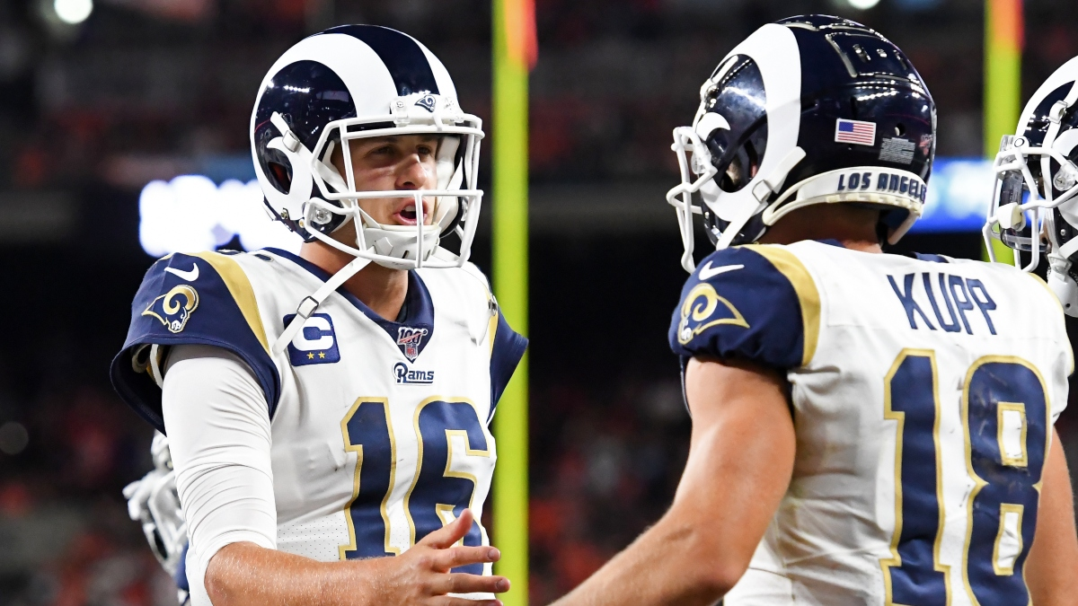 Week 7 NFL Sportsbook Promo in Pennsylvania: Bet $25, Win $75 if the Rams Score a Touchdown! article feature image