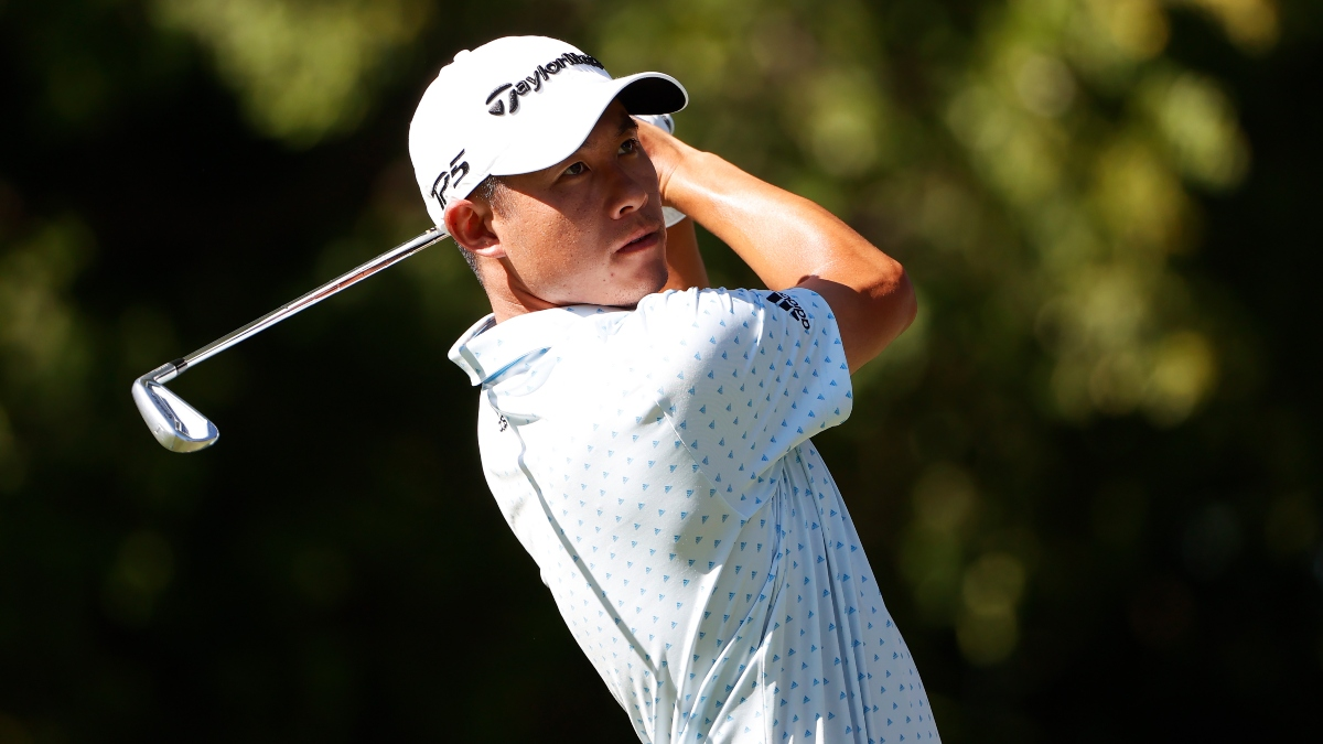 Charles Schwab Challenge Round 2 Betting Tips: Using Strokes Gained to Find an Edge article feature image