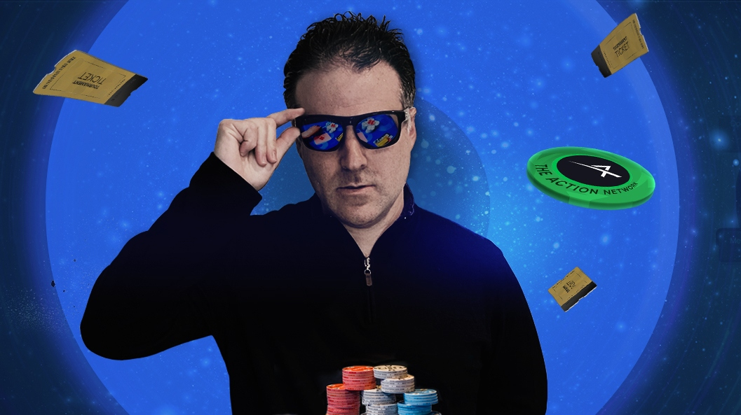 Here's How To Play Darren Rovell In Poker For Your Share Of $12,000 article feature image