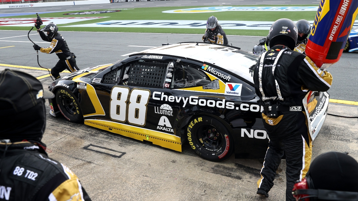 NASCAR Folds of Honor QuikTrip 500 at Atlanta Odds, Picks: 2 Best Bets for Sunday's Race article feature image