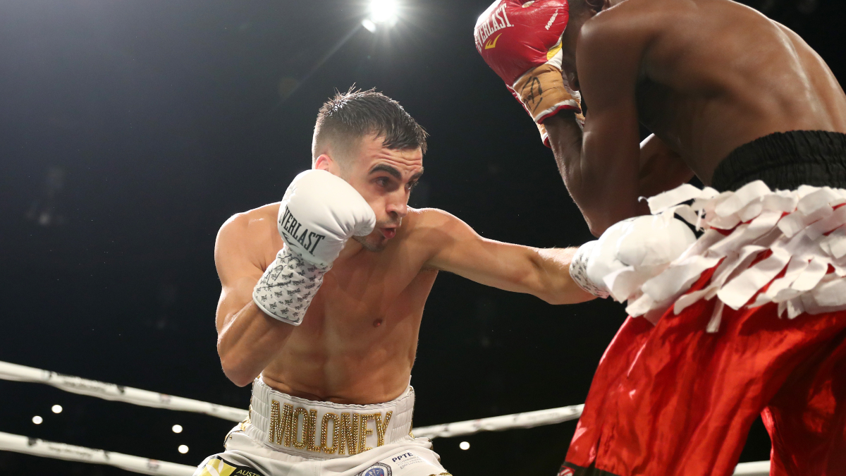 Andrew Moloney vs. Joshua Franco Odds, Picks & Prediction: How to Bet this Top Rank Boxing Title Fight article feature image