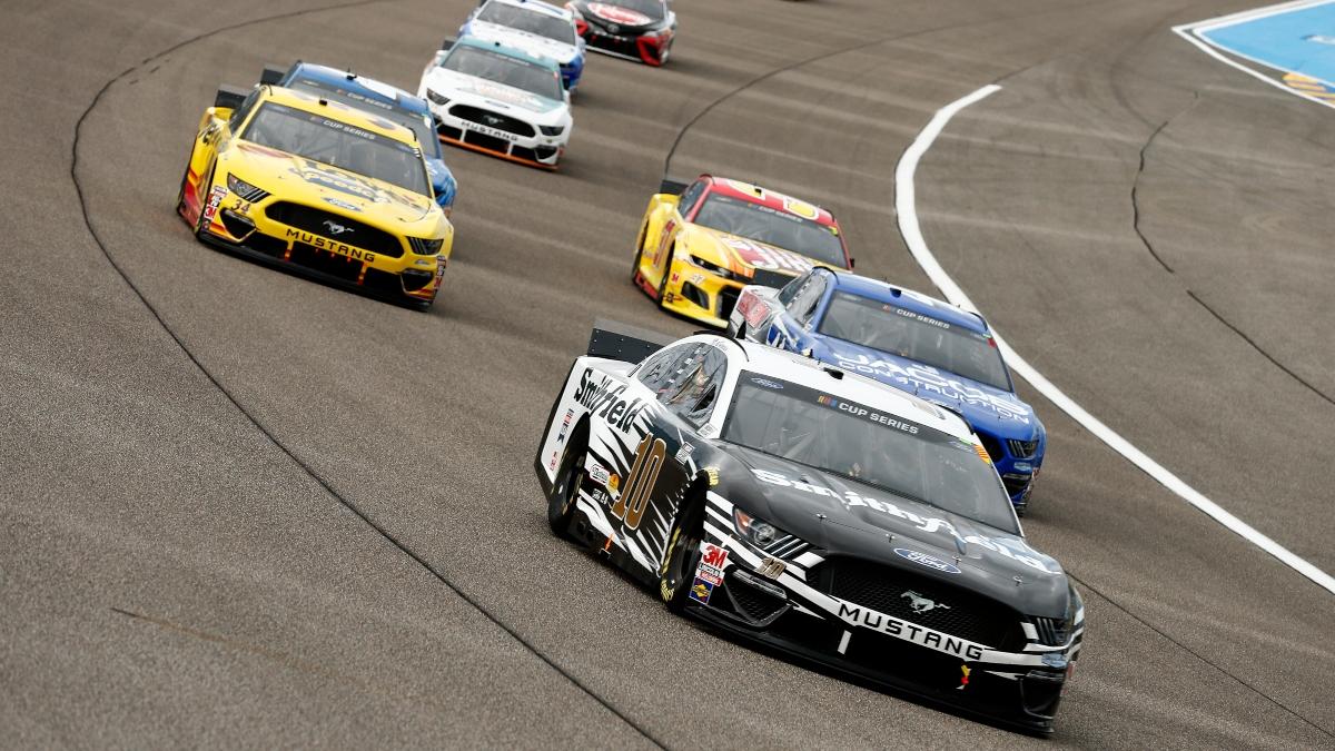 NASCAR at Pocono Odds, Betting Pick: A Top-10 Finish Prop for Saturday's Pocono Organics 325 article feature image