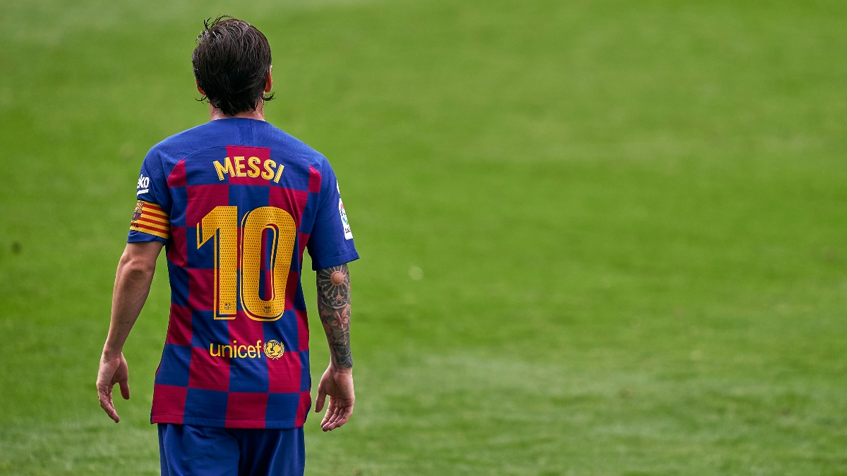 La Liga Odds, Picks and Predictions (Tuesday, June 30): Atletico Madrid vs. Barcelona article feature image