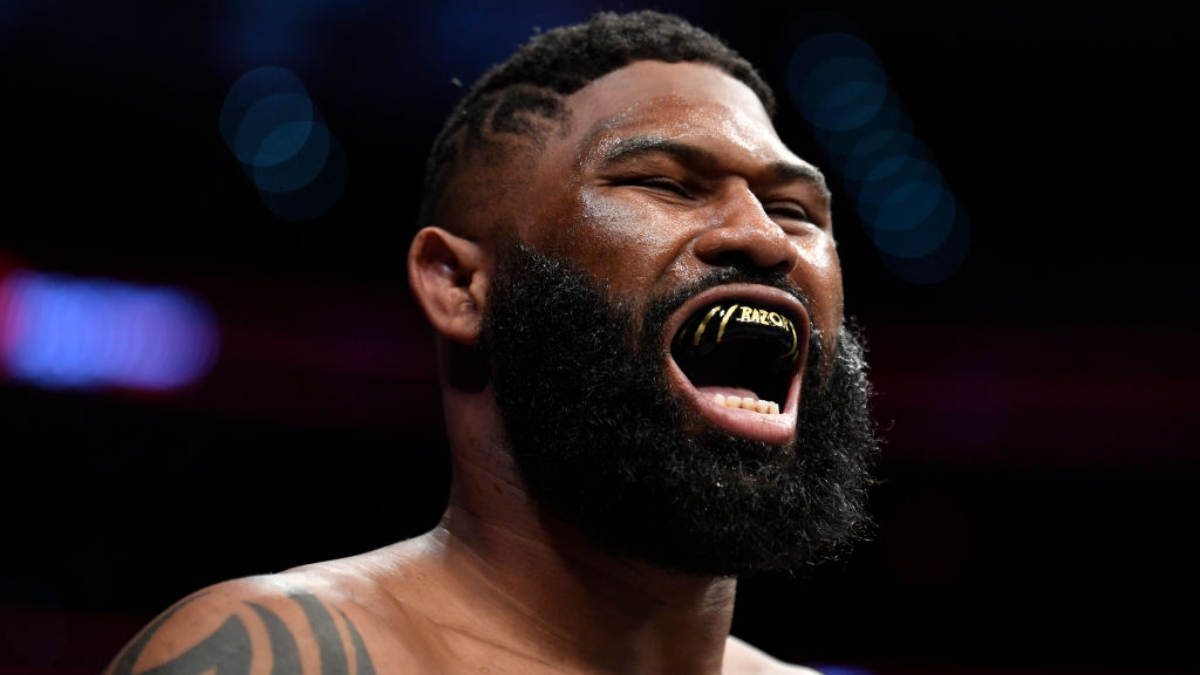UFC Fight Night Odds Boost: Bet Curtis Blaydes at +100 Odds (Boosted from -400) in Saturday's Main Event article feature image