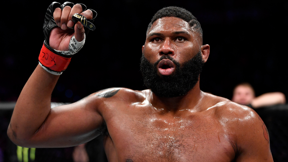 UFC Fight Night: Blaydes vs. Volkov Betting Odds: How to Watch and Bet Saturday's 12 Fights article feature image