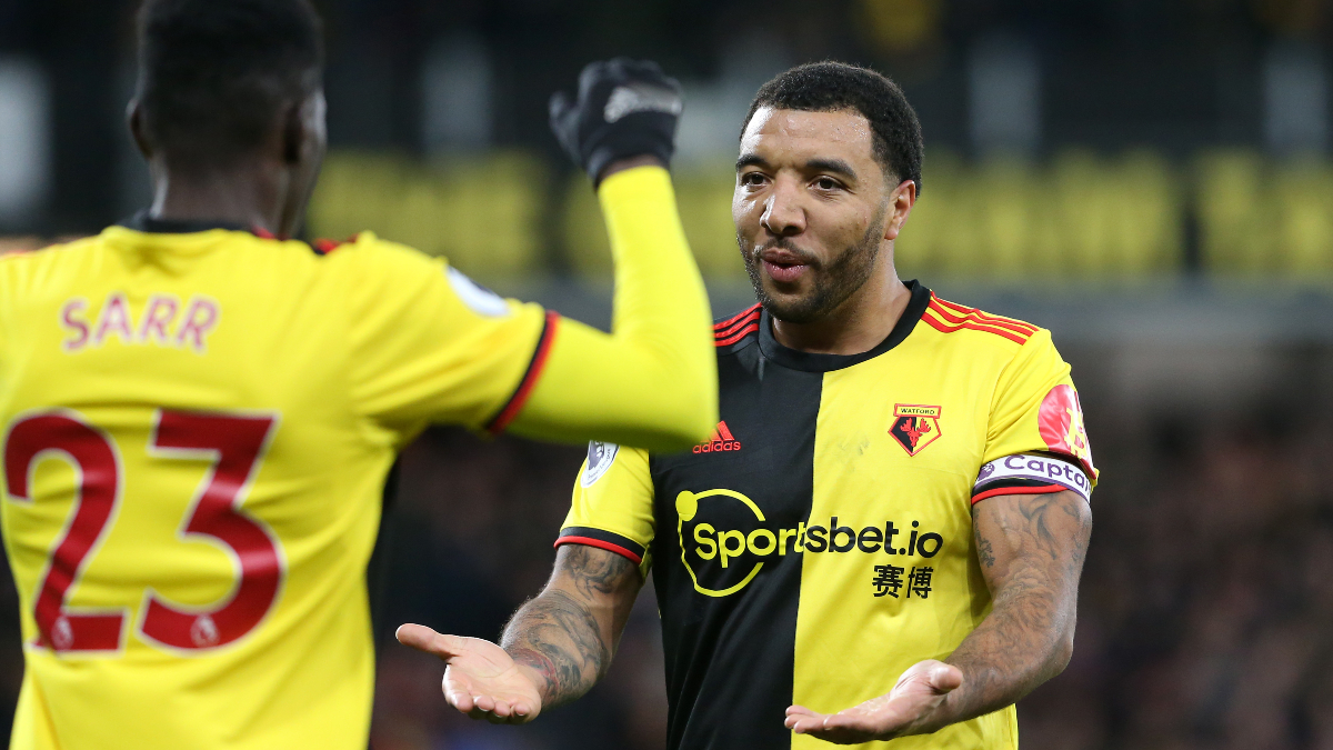 Premier League Betting Picks & Predictions: Bet on High-Scoring Match in Watford vs. Southampton article feature image