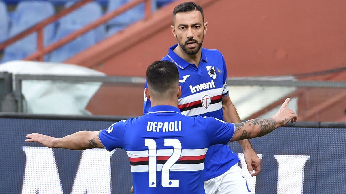 Serie A Odds, Pick & Prediction: Best Bet for Inter Milan vs. Sampdoria (Sunday, June 21) article feature image