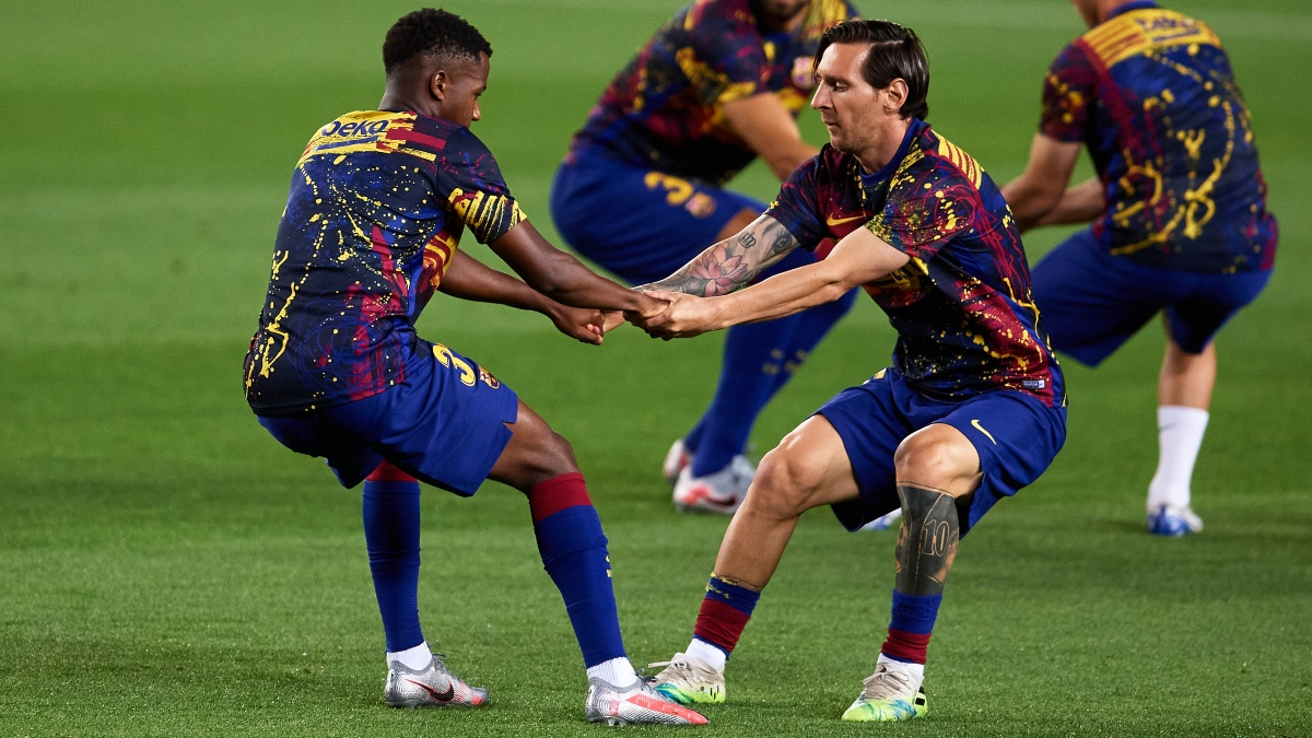 La Liga Soccer Picks, Odds & Predictions: Why Lionel Messi & Barcelona Are Being Overvalued vs. Sevilla article feature image