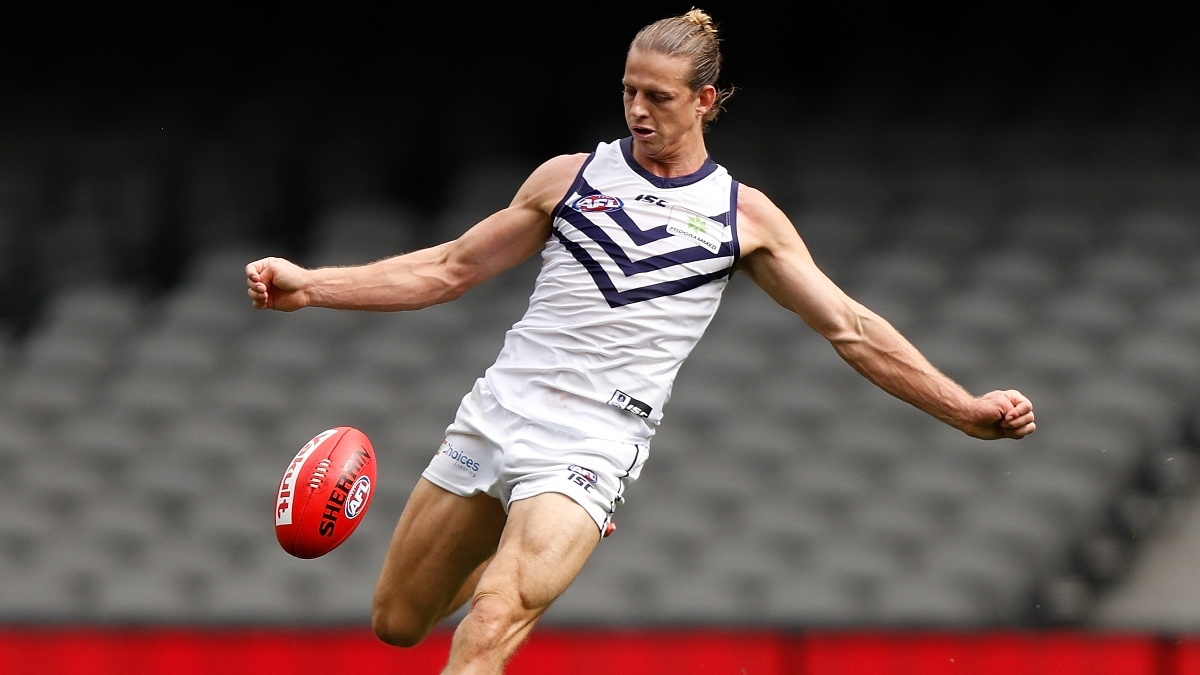 Aussie Rules Football Odds, Picks and Predictions: Brisbane Lions vs. Fremantle Dockers (Friday, June 12) article feature image