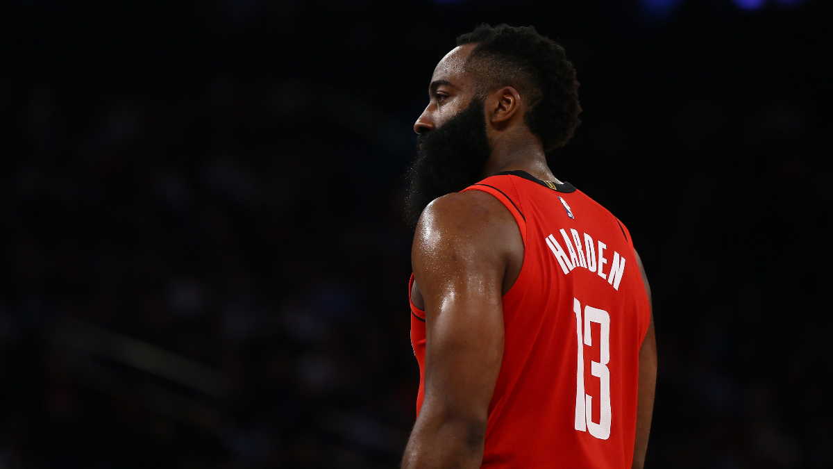 Moore: Will a Rested James Harden Impact the Houston Rockets' Western Conference Title Hopes? article feature image