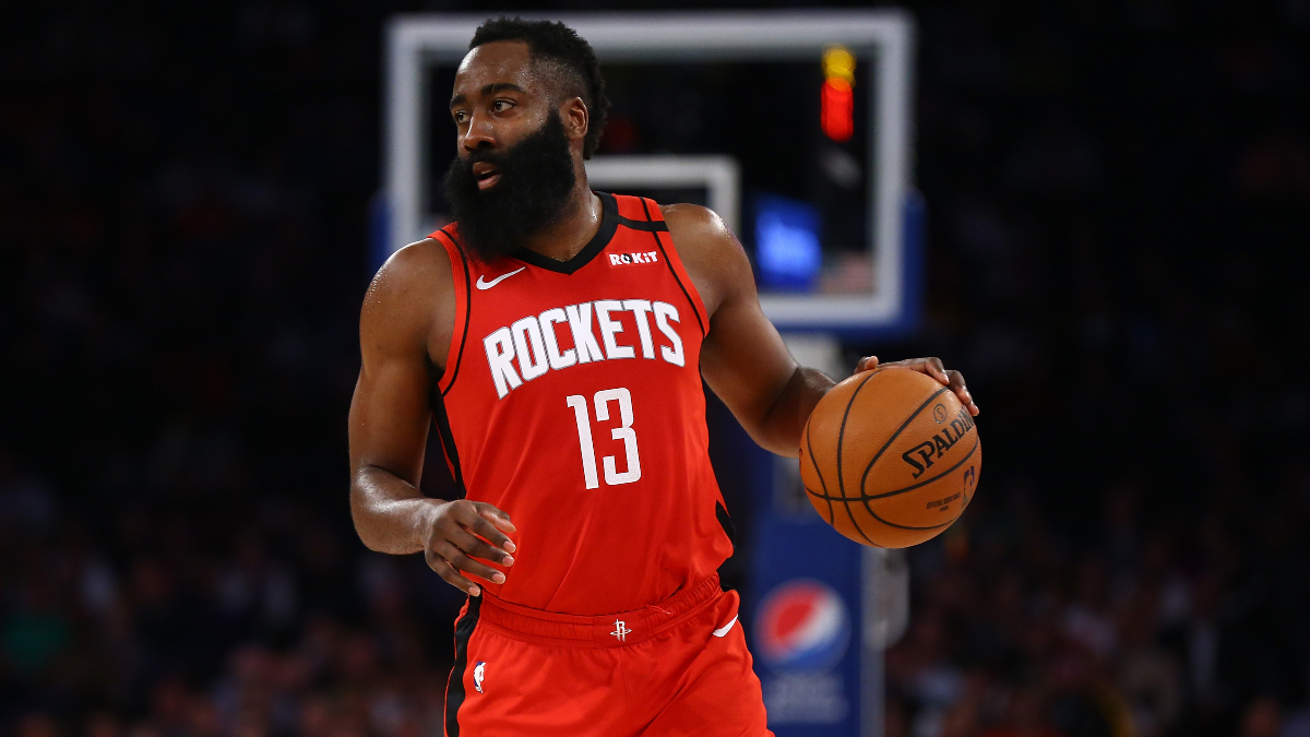 NBA Odds, Picks & Promos in Indiana: Bet $20, Win $125 if the Rockets Hit at Least One 3-Pointer Sunday Night article feature image