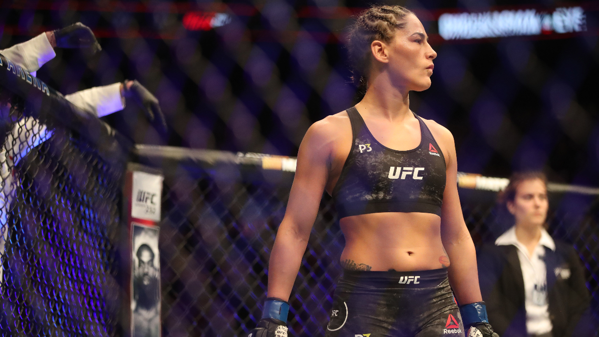 UFC Fight Night Main Event Pick, Prediction & Odds: Is Jessica Eye Undervalued Against Cynthia Calvillo? article feature image