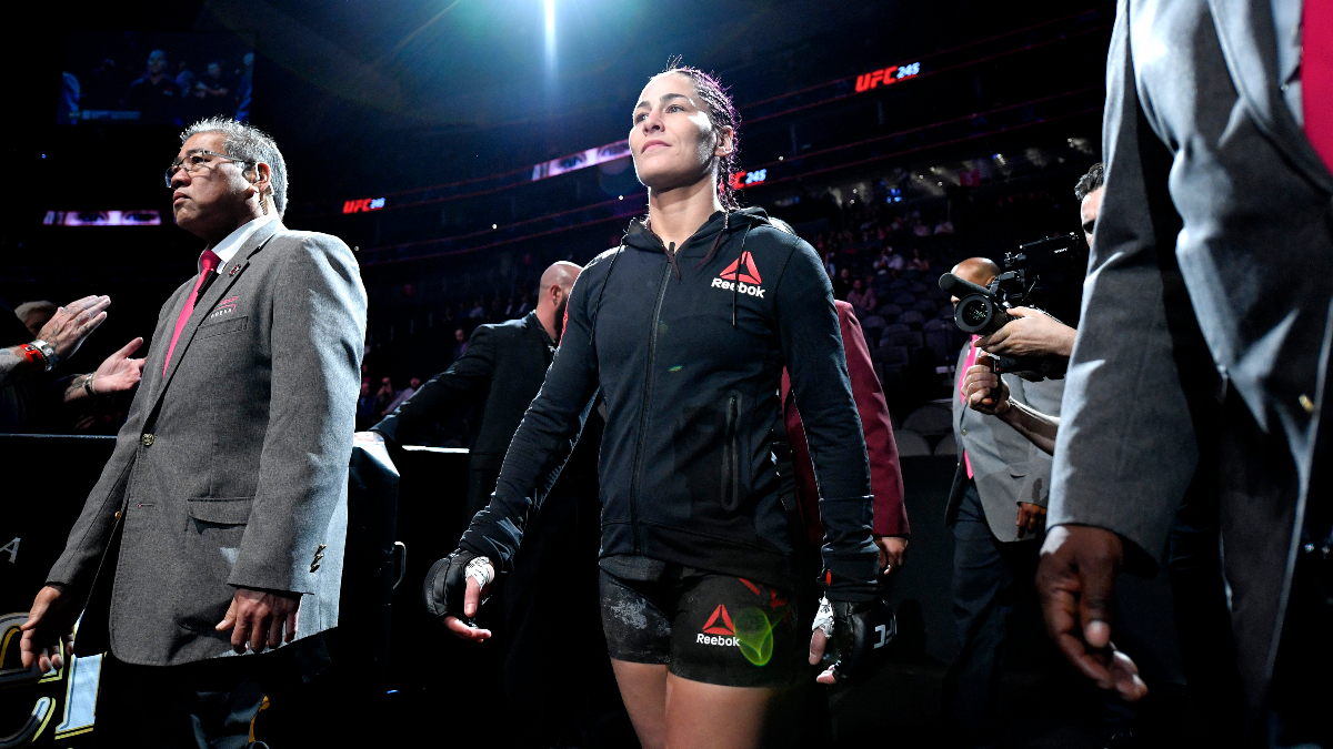 UFC DFS Picks & Model for Fight Night: Eye vs. Calvillo article feature image