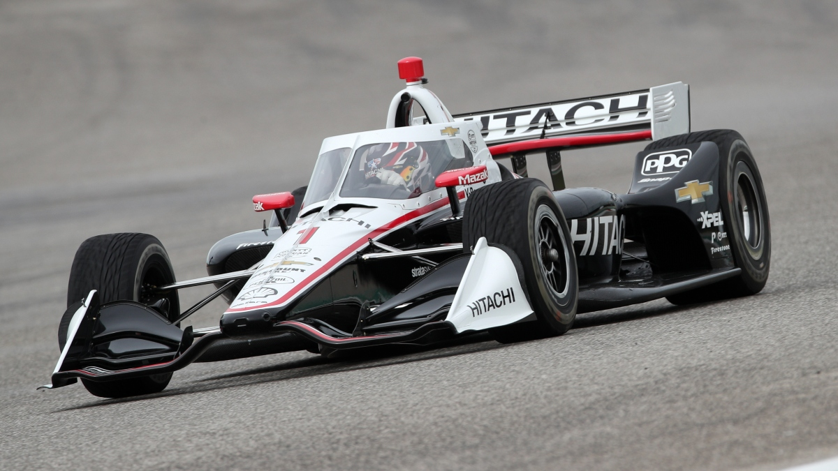 IndyCar Texas Genesys 300 Odds: Newgarden Favored Saturday Night's Season-Opening Race article feature image