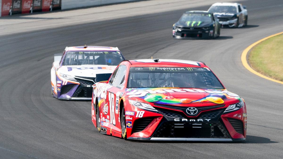 NASCAR at Pocono DraftKings Picks: DFS Strategy for Saturday's Pocono Organics 325 article feature image