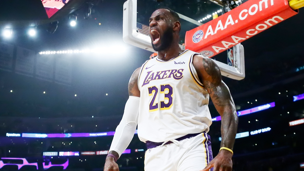NBA Odds, Picks & Promos: Win $50 if Lakers-Clippers Goes Over 175 Points! article feature image