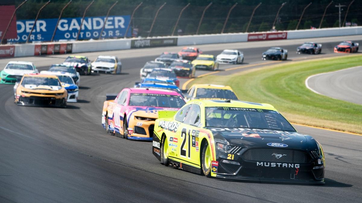 NASCAR at Pocono Odds, Picks: Betting Predictions for Saturday's Pocono Organics 325 article feature image