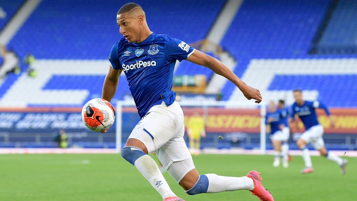 English Premier League Betting Odds, Picks and Predictions: Everton vs. Norwich City Preview (Wednesday, June 24) article feature image