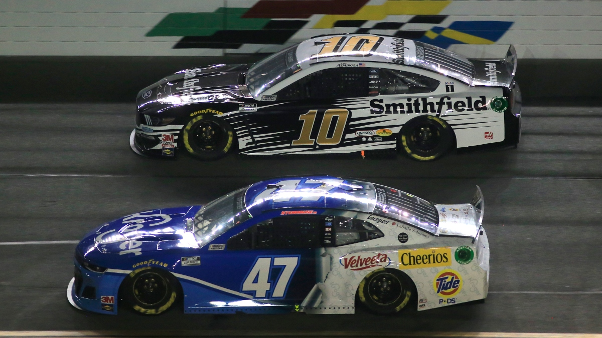NASCAR at Talladega Odds, Picks: 4 Betting Predictions for Monday's Geico 500 article feature image