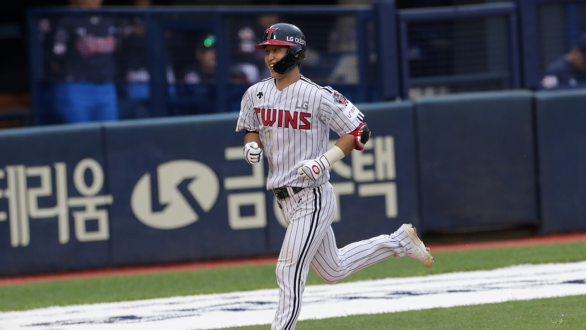 KBO Picks, Predictions & Betting Odds (Wednesday, June 17): Bet or Pass on Bell, Eagles vs. Twins? article feature image