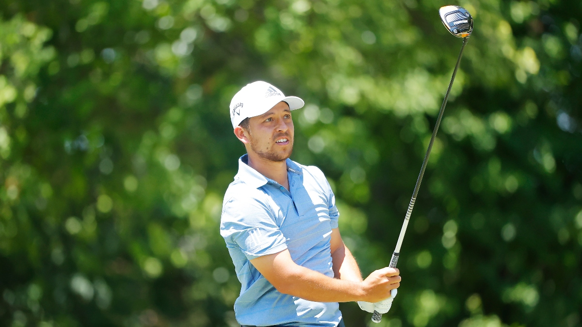 Charles Schwab Challenge Updated Final Round Odds: Xander Schauffele Favored Heading into Round 4 at Colonial article feature image