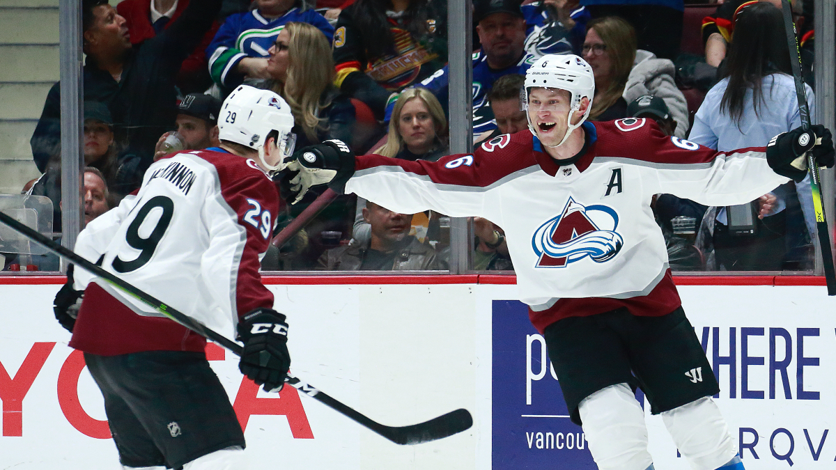 Avalanche vs. Stars Odds & Picks: Bet on Colorado's Speed & Depth on Wednesday article feature image