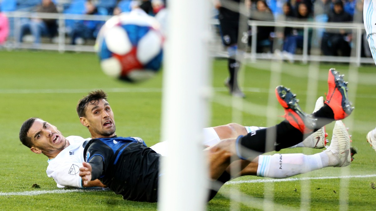 Sunday MLS Betting Odds, Picks & Predictions: Chicago Fire vs. San Jose Earthquakes article feature image