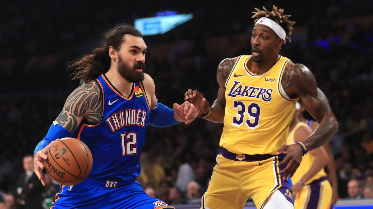 Thunder vs. Lakers Odds & Picks: L.A. Is a Nightmare Matchup for OKC article feature image