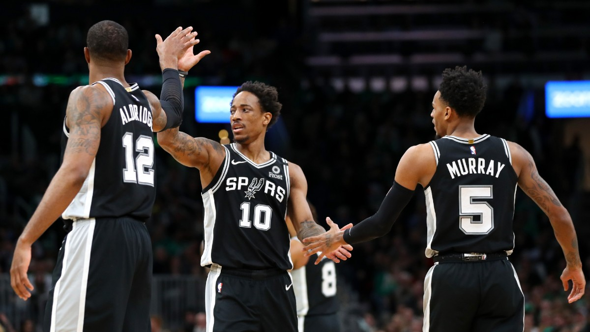 Moore's Angles: The Spurs Are More Efficient Without LaMarcus Aldridge article feature image