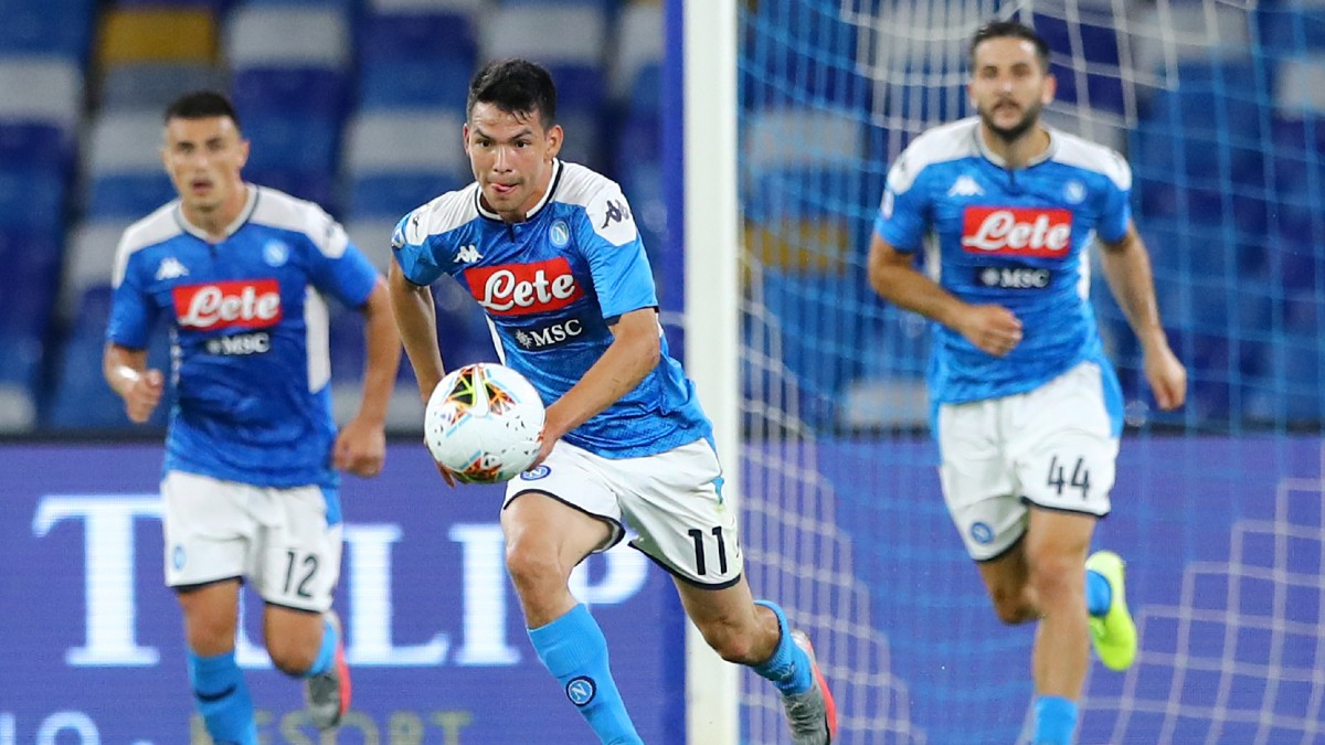 Napoli vs. Roma Odds, Pick: Betting Predictions for Sunday's Serie A Match article feature image