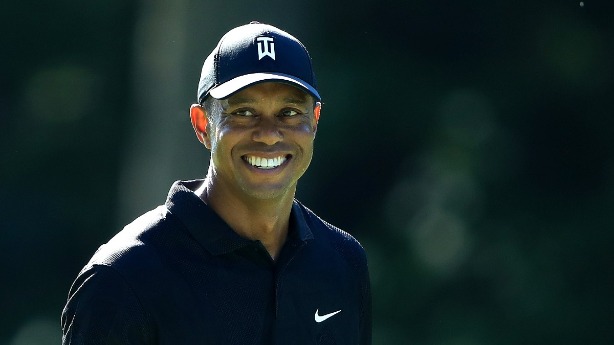 Bet $25, Win $50 if Tiger Woods Breaks 80 on Saturday at PGA Championship article feature image