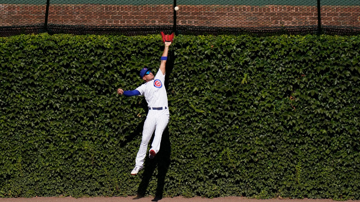 MLB Odds, Picks & Preview: Cubs Keep Things Rolling vs. Reds (Monday, July 27) article feature image