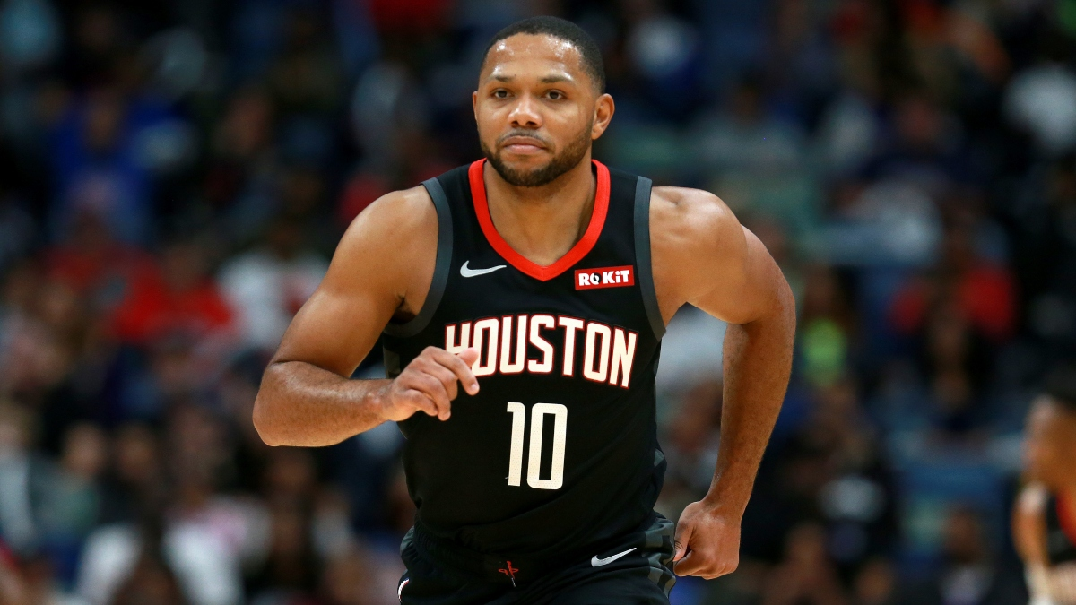 NBA Injury News & Projected Starting Lineups (Friday, July 31): Updates on Eric Gordon, Eric Bledsoe, More article feature image