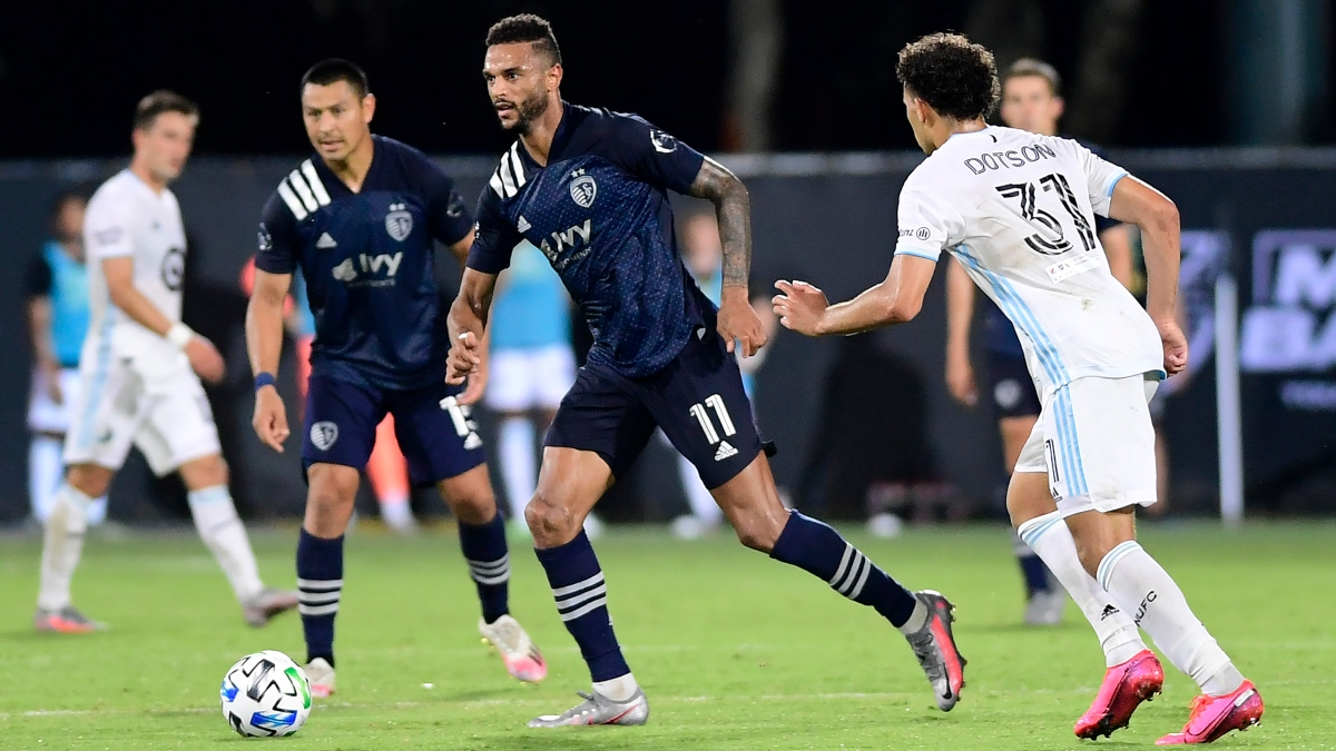 MLS Is Back Odds & Picks: How to Bet Sporting KC vs. Colorado Rapids article feature image