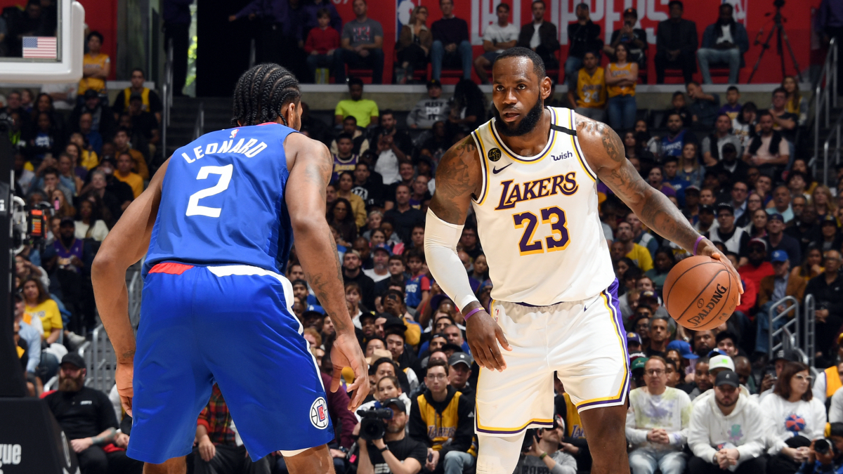 Moore: Why Lakers vs. Clippers Moved 4.5 Points Towards LeBron & Co. article feature image