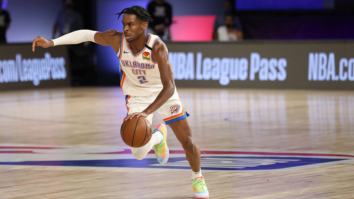 Wizards vs. Thunder Odds & Pick (Sunday, August 9): How to Profit Off Washington's Terrible Defense article feature image