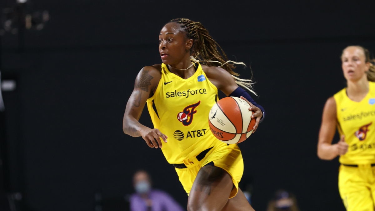 WNBA Odds, Picks & Predictions: Fever vs. Wings (Friday, July 31) article feature image