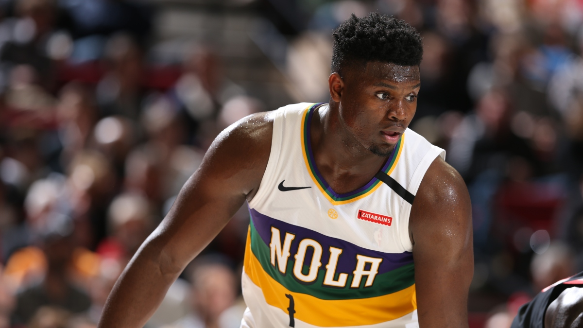 Thursday's Injury News & Projected NBA Starting Lineups: Zion on Track to Play article feature image