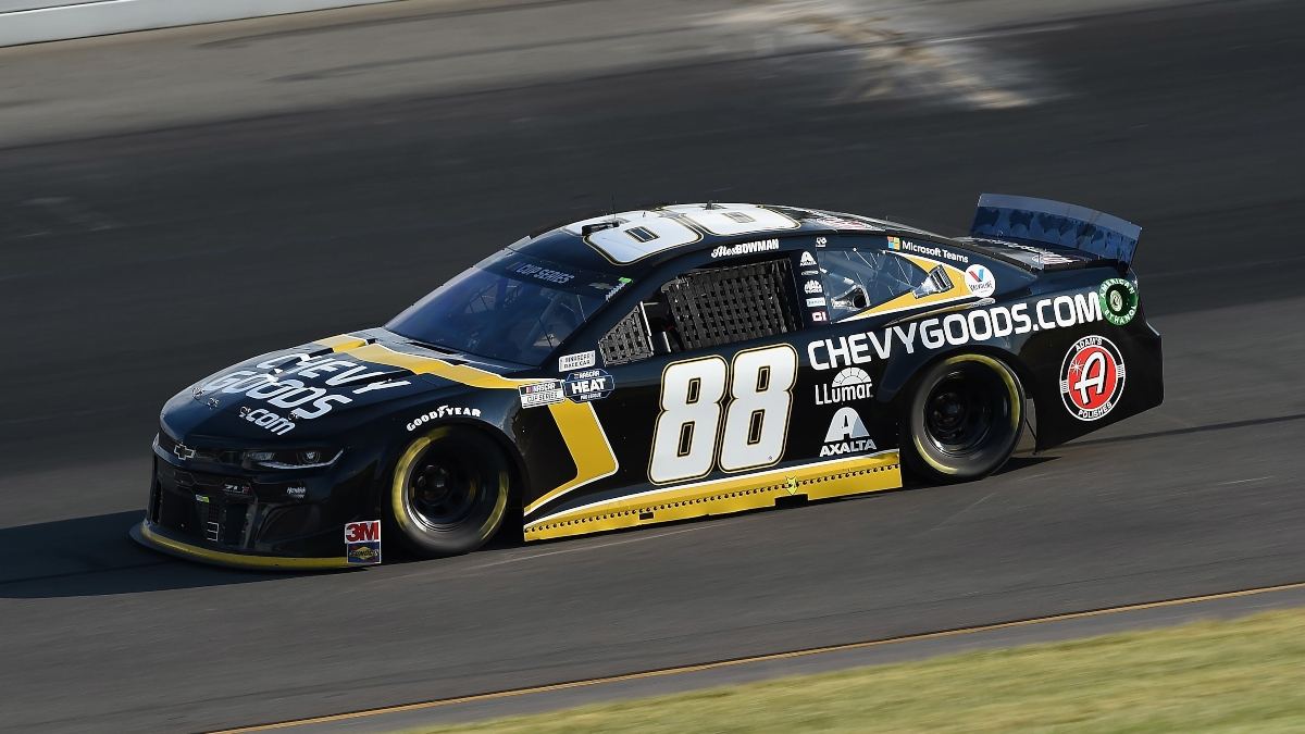 NASCAR at Kentucky Odds, Pick: The Mispriced Driver to Bet Immediately for Sunday's Quaker State 400 article feature image