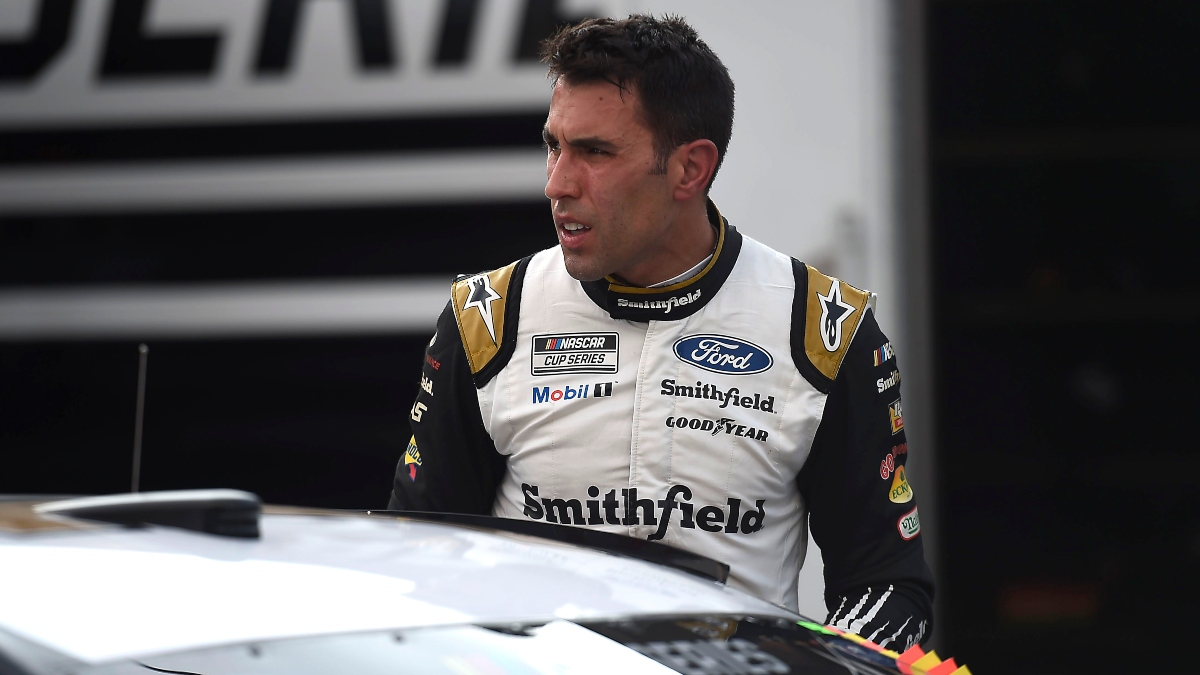 NASCAR at Texas DraftKings Picks: DFS Strategy & Analysis for Sunday's O'Reilly Auto Parts 500 article feature image