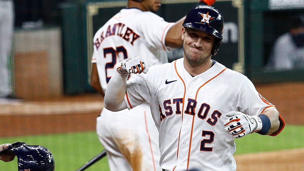 MLB Sharp Betting Pick (Tuesday, July 28): Dodgers vs. Astros article feature image