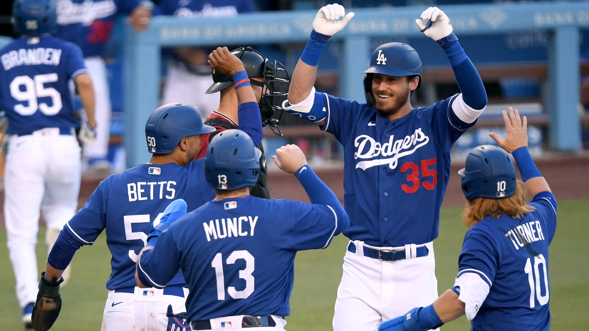 Saturday MLB Odds & Picks: Astros vs. Dodgers Preview (Sept. 12) article feature image