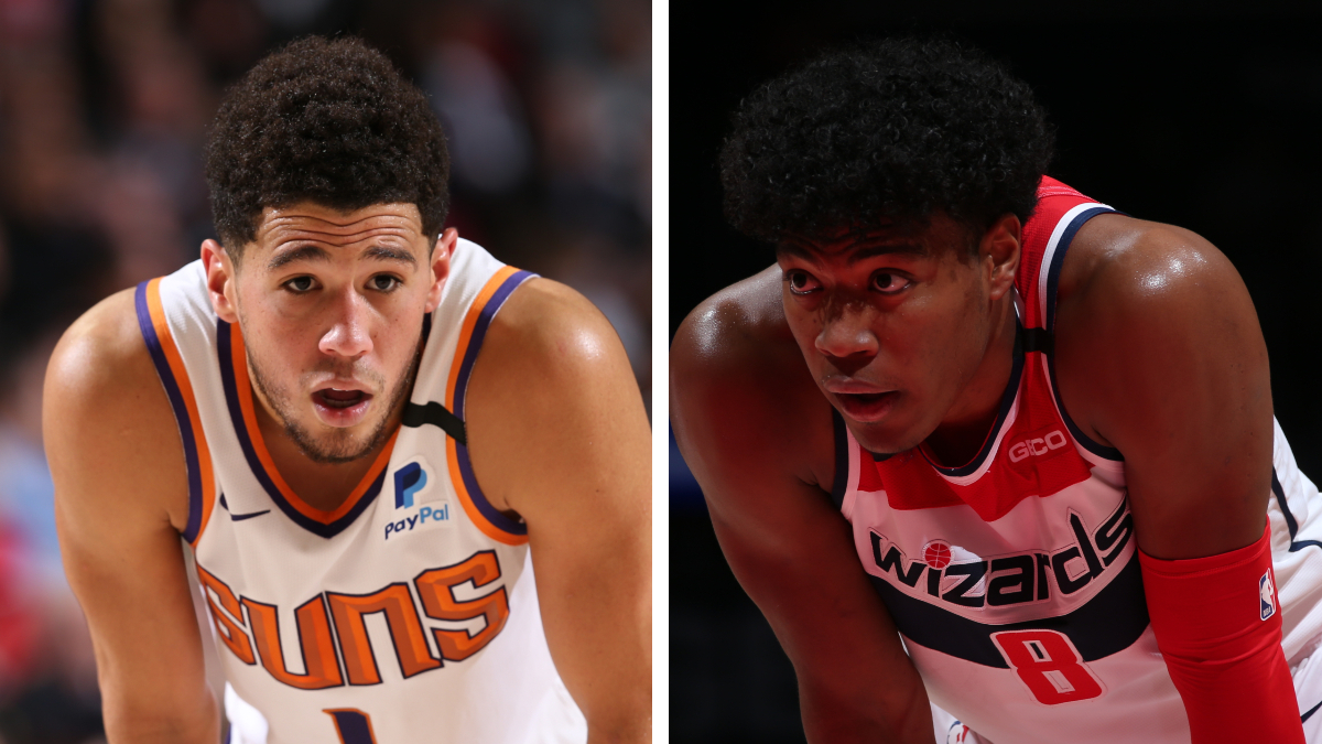 NBA Odds and Picks (Friday, July 31): Betting Predictions for Suns vs. Wizards article feature image
