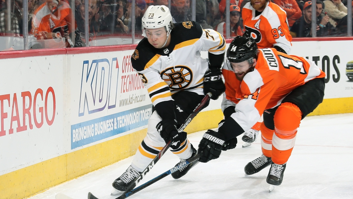 NHL Odds and Picks (Sunday, August 2): Betting Predictions for Flyers vs. Bruins article feature image